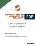 LAPORAN 3K 2