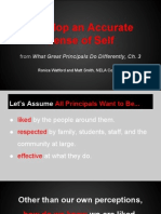 Principal Self-Awareness--What Great Principals Do Differently