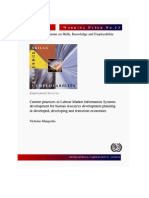 Labour Market Information Systems