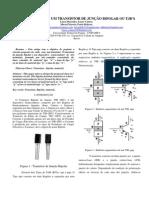 Polarização de um transitor bipolar ou tjb's.pdf