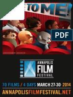 Annapolis Film Festival Program