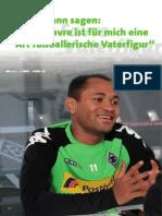Raffael im grossen interview mit dem FohlenEcho, dem Mitgliedermagazin der Borussia. Mit Reporterlegende Béla Rethy spricht er unter anderem über seine Anfänge als Fussballer und seine Ziele in dieser Saison