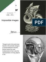 Mcescher Impossible Images