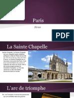 paris kiran french powerpoint presentation