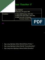 Kinetika Web 1 Updated 2007