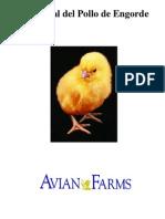 Manual Cria de Pollo