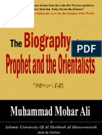 Thse Biography of the Prophet and the Orientalists Volume 2