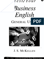 Test your Business English