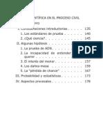 Prueba Cientifica en El Proceso Civil. La_Taruffo