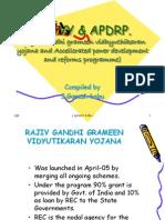 RGGVY & APDRP