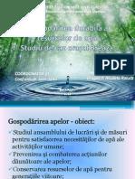 Gospodărirea durabilă a resurselor de apă.pptx