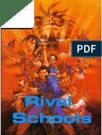 3D&T - Rival Schools