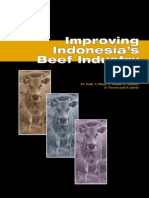 Beef Industry in Indonesia
