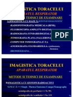 Aparatul Respirator Radiologie