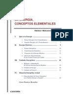 T101.La Energia. Conceptos Elementales