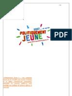 Politiquement Jeune - 2008
