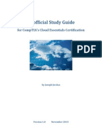 Cloud Essentials Study Guide