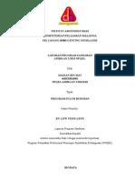 Program Sandaran NPQEL11.Program Sandaran Suluh Budiman