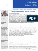 ELI Newsletter February 2014