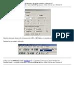Configuración de PONY Prog v2