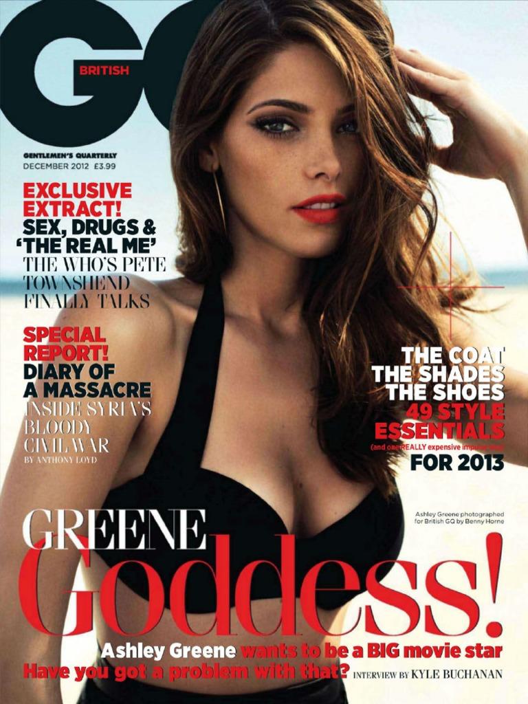 GQ Magazine archive | British GQ