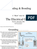 Grounding and Bonding