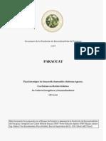 Documento de La Fundacion de Biocombustibles Del Paraguay