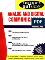 Schaum Analog and Digital Communcations