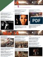 Agenda Cultural MAR Del 19 Al 25 TFE
