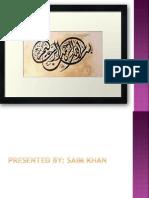 Muslims in Indiaan Sub-Continent from Muhammad Bin Qasim till Bahadur Shah Zafar (712-1858 A.D)
