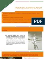 La Interpretacion Del Canon Clasico