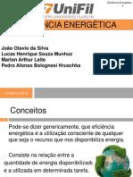 EFICIÊNCIA ENERGÉTICA (SLIDES)