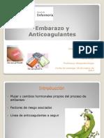 El Embarazo y Los Anticoagulantes.pptx