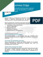 BE Brochure 2013