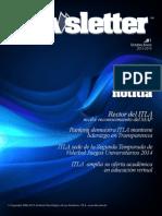 ITLA Newsletter 2014
