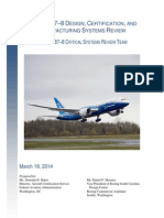 787 Report Final - March 19, 2014