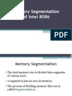 Memory Segmentation of Intel 8086.pps