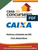 HISTÓRIA CAIXA