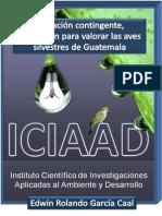 Garcia, E. (2010) Valoracion Contingente y Aves Silvestres