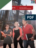 Postgraduate International Course Guide