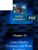 Chapter 12 labor economics