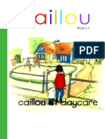 Caillou at Daycare