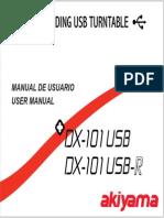 manualdx101usbdx101usbr
