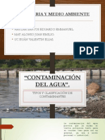 Agua Ingenieria y Medio Ambiente