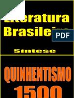Síntese de Literatura Brasileira.pps