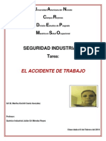 Disertacion de Accidente de Trabajo