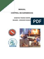 MANUAL - Control de Surgencias
