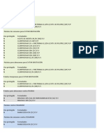 Productos Recolectados - Patata (Varios)