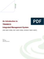 Integrated Management System Booklet-English