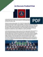 Paris Saint-Germain Football Club Bogdan Lazar